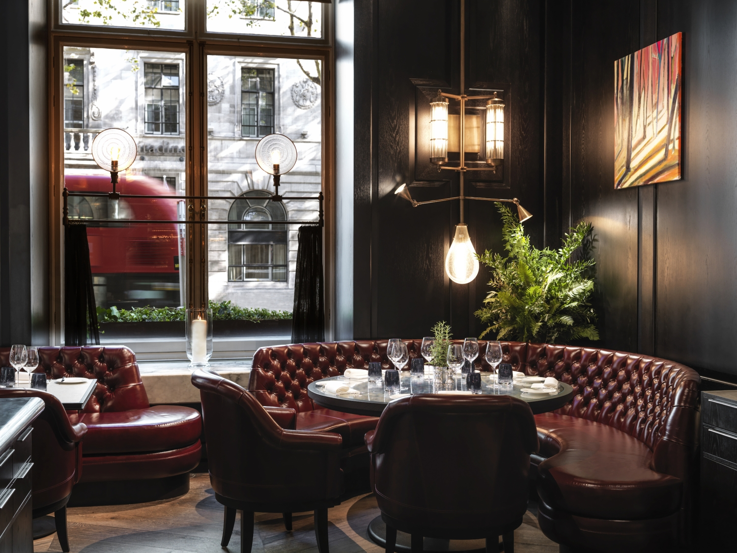 Kerridge's Bar & Grill at the Corinthia Hotel London
